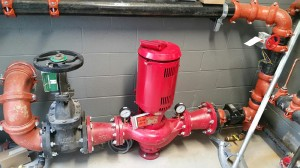 Leitersburg Fire Hall Pump & Tank